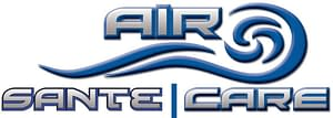 Logo Air-santé, Air care