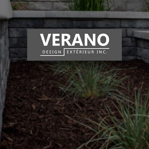 Logo Verano Design extérieur inc.