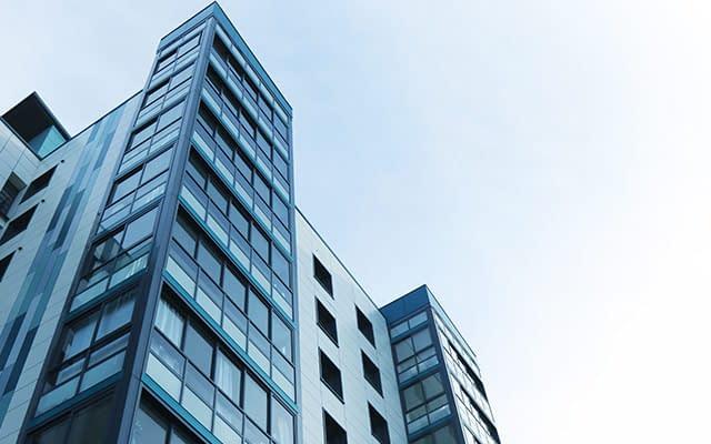 Inspection de bâtiment commercial appartements